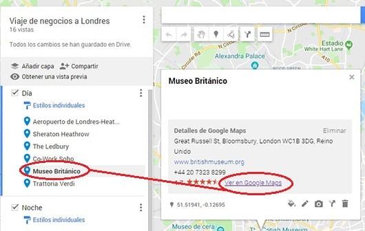 lugares cercanos google