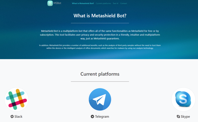What is Metashield Bot? imagen