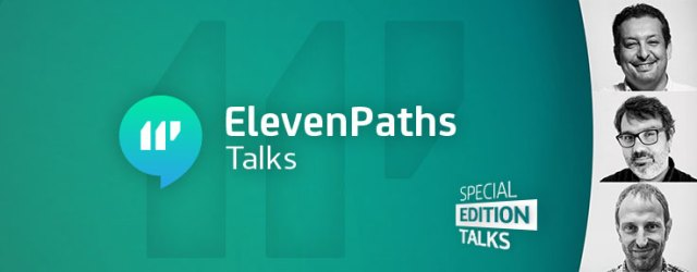 Imgagen ElevenPaths Talks Special Edition GDPR RGPD