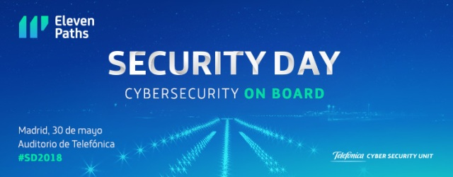 Security Day 2018 - Cybersecurity On Board imagen