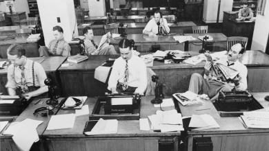 La reinvención del periodismo