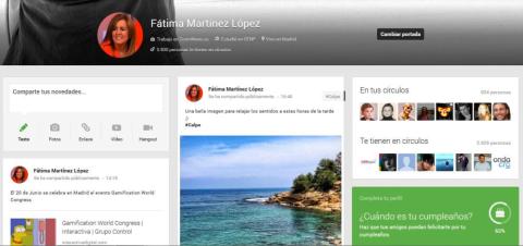 El nuevo diseño de Google Plus ya está aquí 2