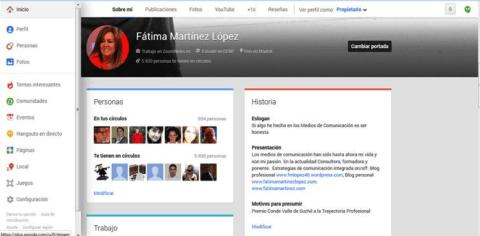 El nuevo diseño de Google Plus ya está aquí 3