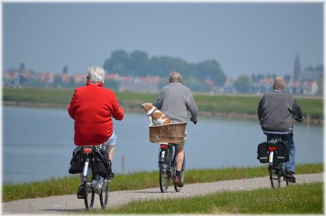 Figura 1: Un estilo de vida activo tiene ventajas a cualquier edad.