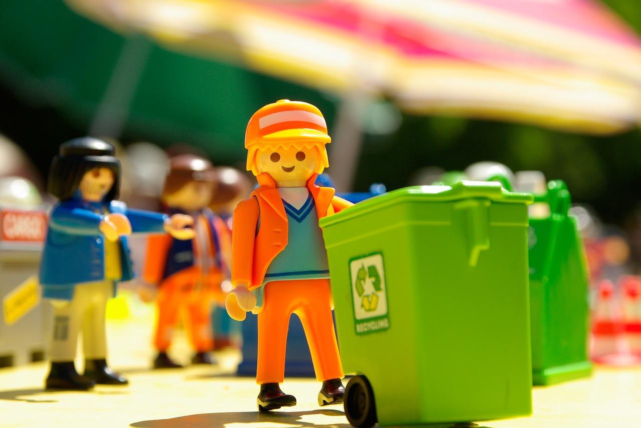 Gestión inteligente de residuos