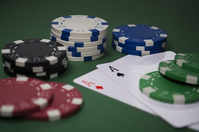 Fichas de póquer