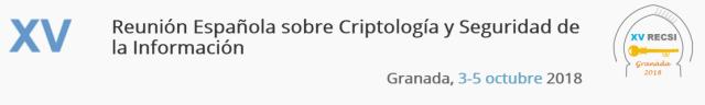 reunión española sobre ciptologia y seguridad de la informacion imagen