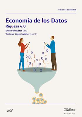 Hacer click para descargar el libro Economía de los datos en pdf