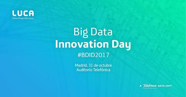 Big Data Innovation Day 2017
