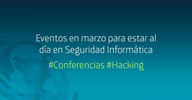 Eventos Ciberseguridad marzo imagen
