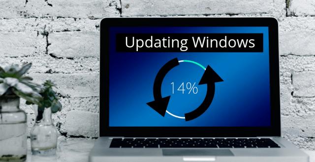 Windows y las actualizaciones imaegn