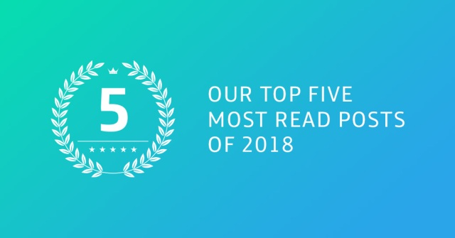 Top 5: los posts más leídos en 2018 imagen