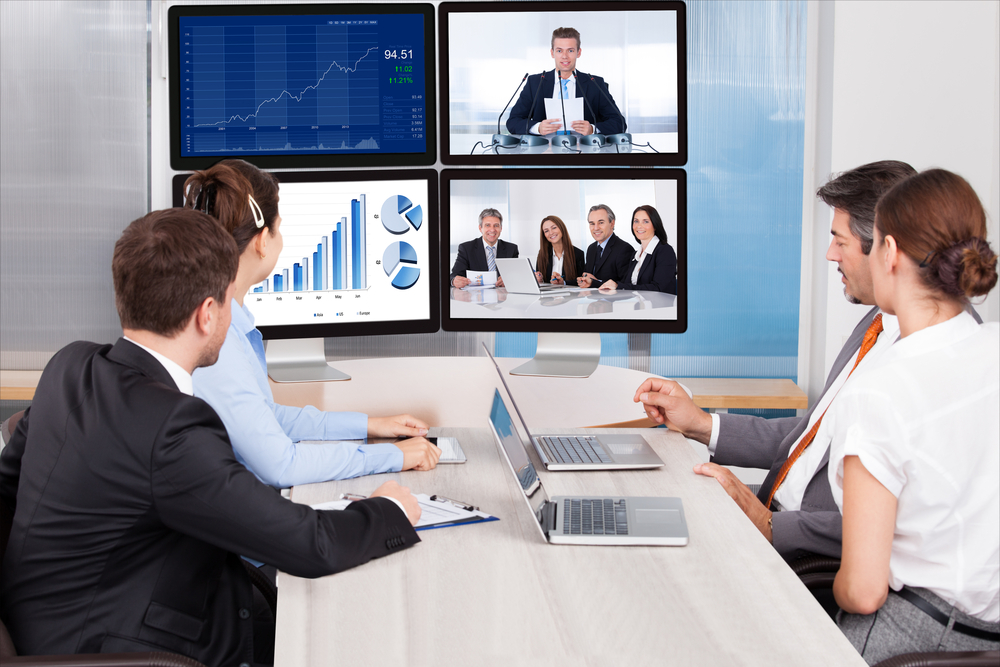 salas de reuniones colaborativas