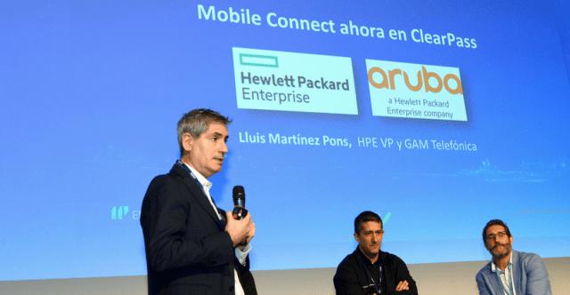 Mobile Connect ahora en ClearPass imagen