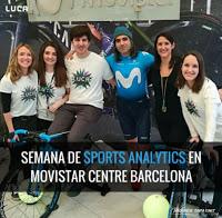 Sports Analytics en Movistar Center Barcelona