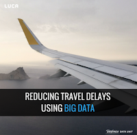 Reducing travel delays with Big Data.