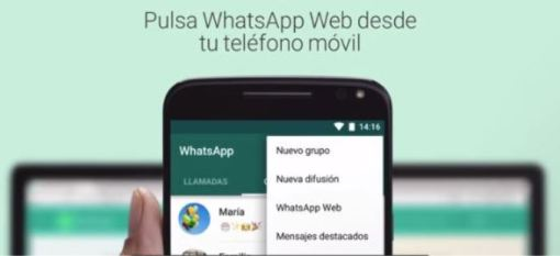 Pulsa Whatsapp Web