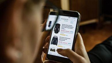 Compra móvil eCommerce