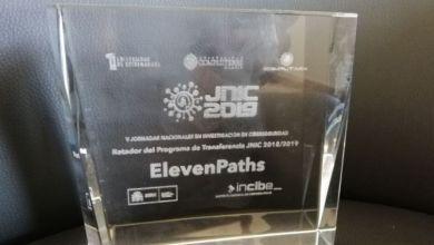 """Crónica de las JNIC 2019: Innovación y laboratorio de ElevenPaths gana el reconocimiento como """"retadores"""""""