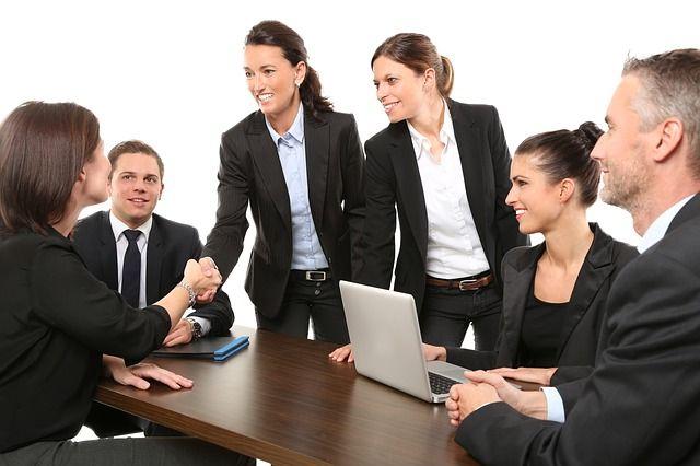 Mujer y tecnología profesional