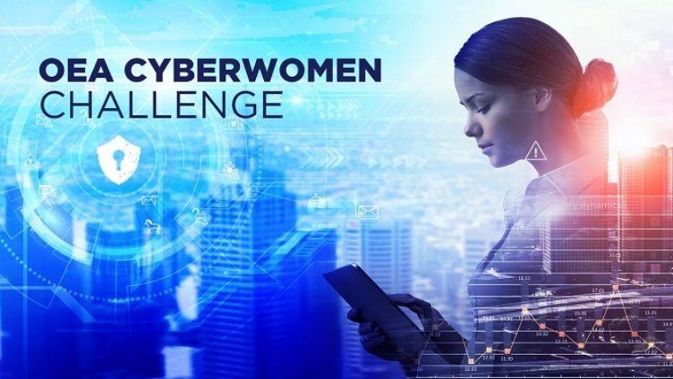 """Yamila Levalle y su equipo de #MujeresHacker, ganadoras del CTF """"CyberWomen Challenge Argentina 2019"""""""