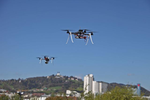 drones-y-5G