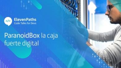 #CodeTalks4Devs – Paranoid Box: la caja fuerte digital