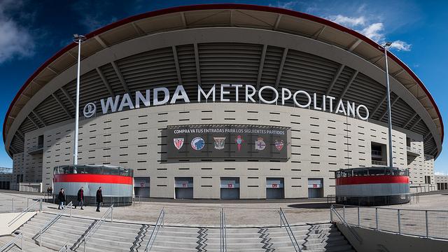 Wanda Metropolitano: un estadio inteligente para una experiencia única - Think Big Empresas