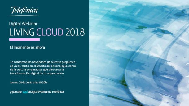 Webinar Living Cloud