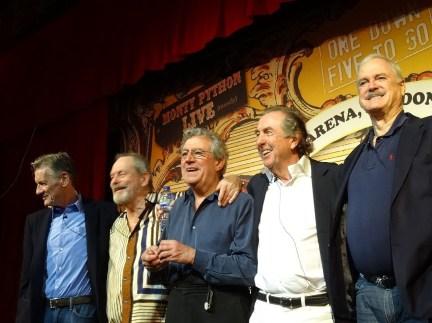 Imagen del grupo Monty Python  De Eduardo Unda-Sanzana - Flickr, CC BY 2.0,