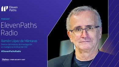 ElevenPaths Radio - Entrevista a Ramon Lopez de Mantaras
