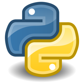 Logo de Python By The people from the Tango! project. -