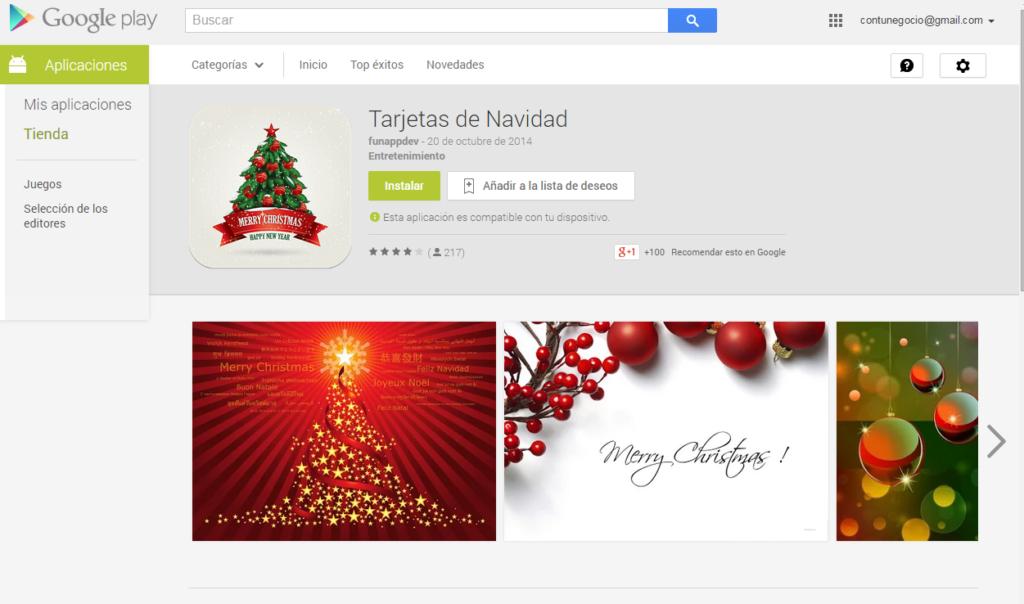 Como Hacer Una Tarjeta De Navidad Virtual Gratis Compartir Tarjeta