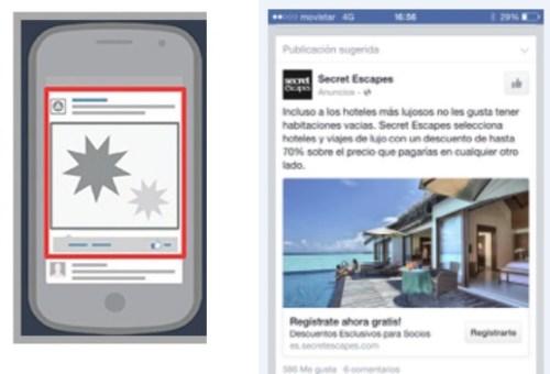 Dónde aparece mi anuncio publicitario en Facebook_Movil_2