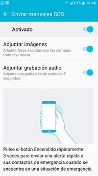 android sos
