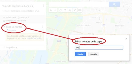 capas google maps
