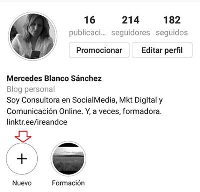 historia instagram