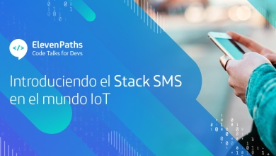 Code Talks for Devs - Introduciendo el Stack SMS en el mundo IoT