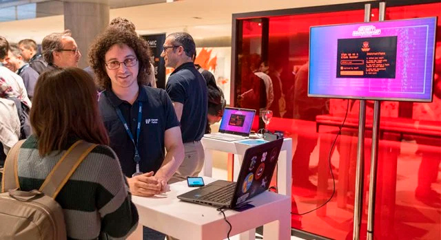 Security Innovation Day 2019 - Demo CapaciCard