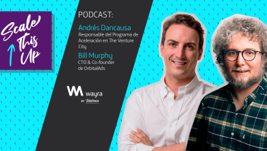 Scale This Up Podcast con Andrés Dancausa y Bill Murphy