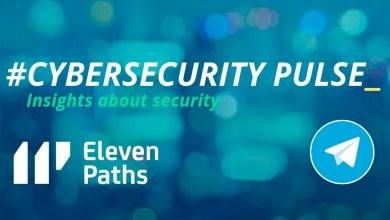 CyberSecurityPulse, nuestro canal de Telegram, ya tiene página web