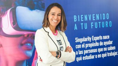 Elena Ibañez, CEO de Singularity Experts