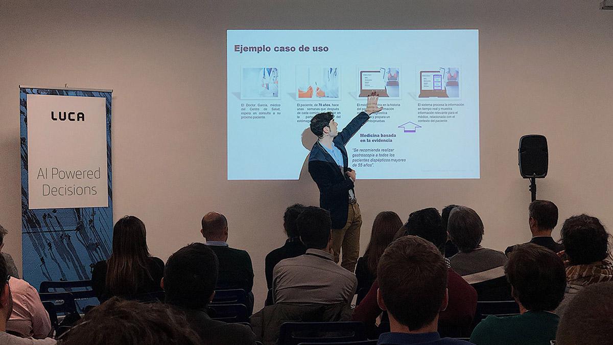 Meetups 2020: La revolución de los algoritmos en el campo de la medicina