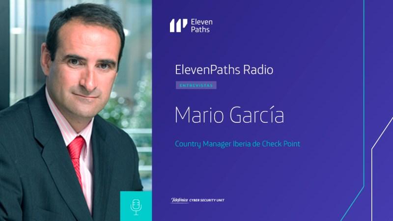 ElevenPaths Radio - Entrevista a Mario García