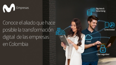 Movistar Empresas, aliado de la transformación digital en Colombia