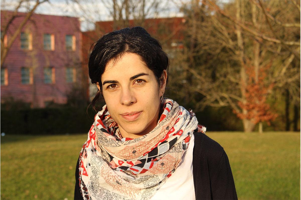 Figura 1: Idoia Ochoa (con permiso del autor)