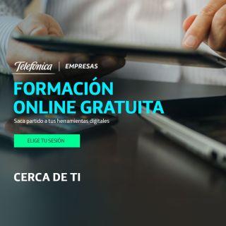 Webinars de Telefónica Empresas
