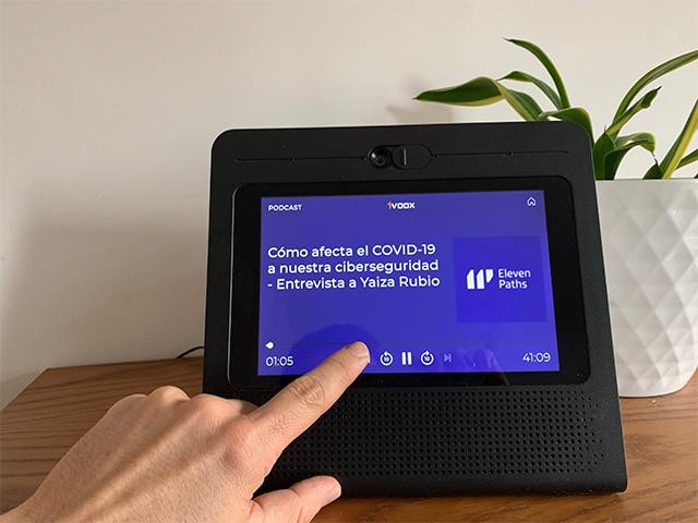 ElevenPaths Radio, ahora también en Movistar Home