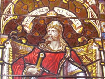 Figura 1: Rey Harald III de Noruega