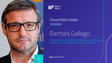ElevenPaths Radio 2×12 – Entrevista a Ramsés Gallego